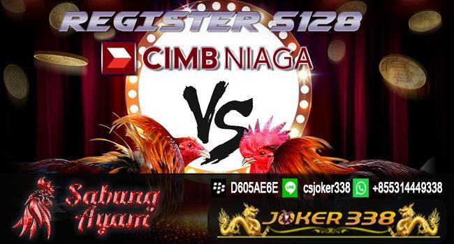 Register S128 CIMB NIAGA